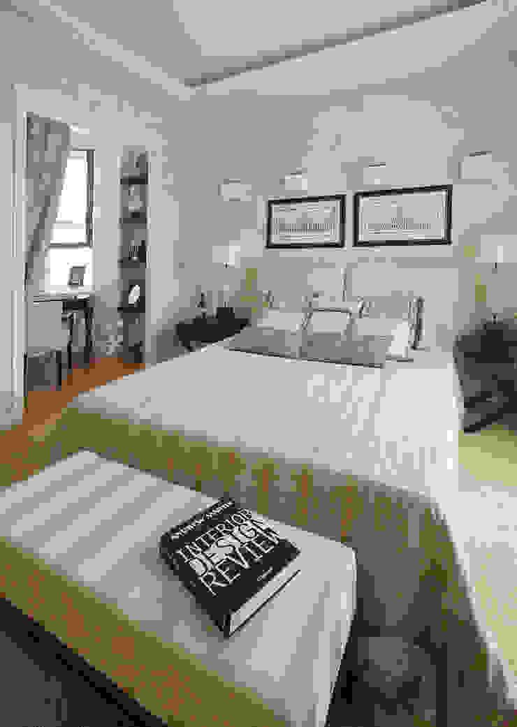 Klassische Schlafzimmer von VVDesign Klassisch