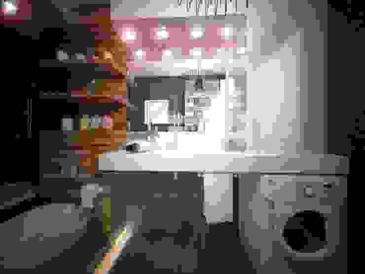 Ванные комнаты Ванная комната в стиле минимализм от O2interior Минимализм