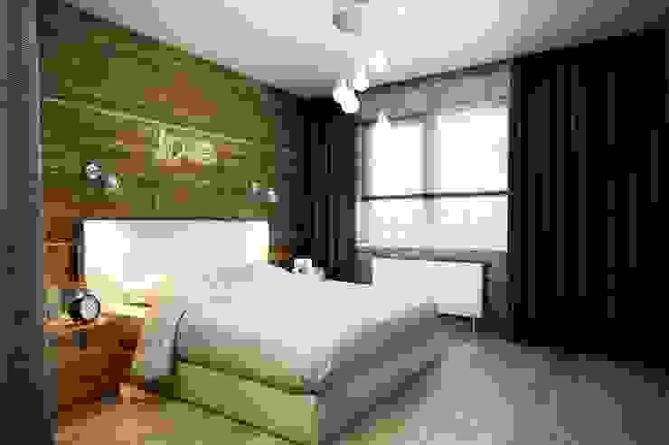 Dormitorios de estilo industrial de CO:interior Industrial