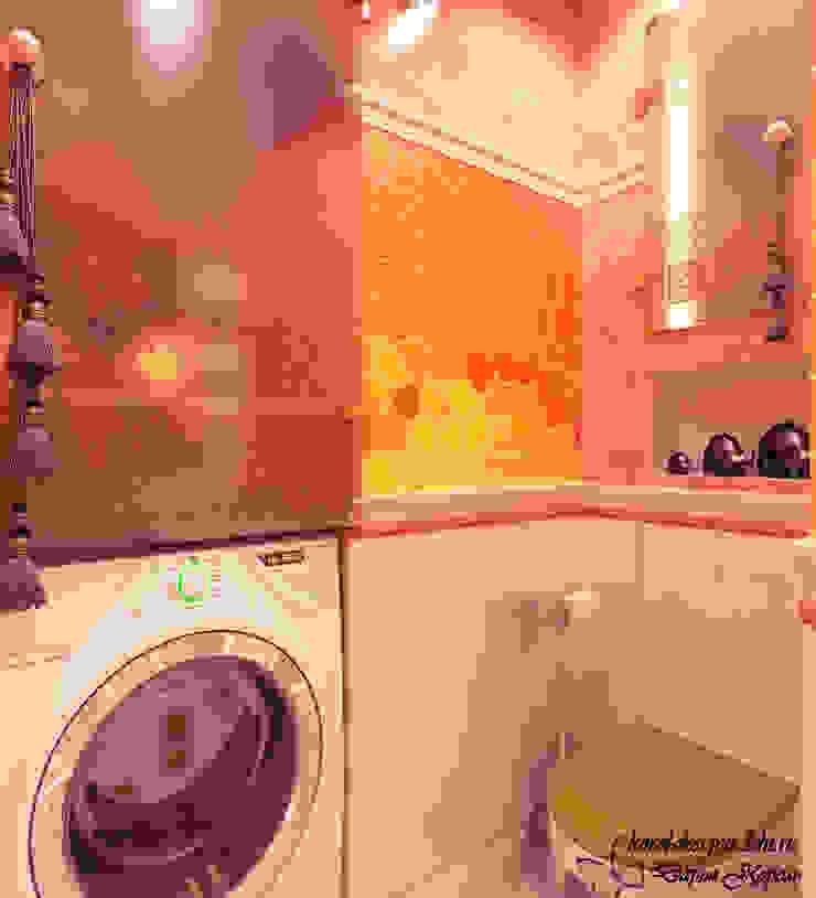 Bathroom Ванная в азиатском стиле от Your royal design Азиатский