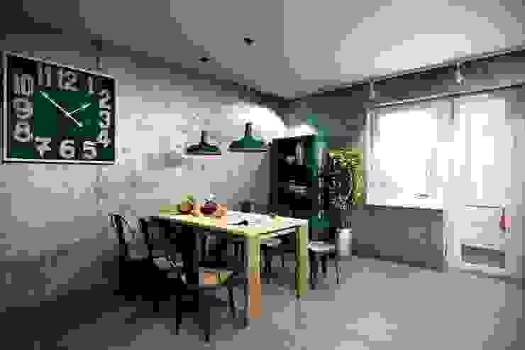 مطبخ تنفيذ CO:interior, صناعي
