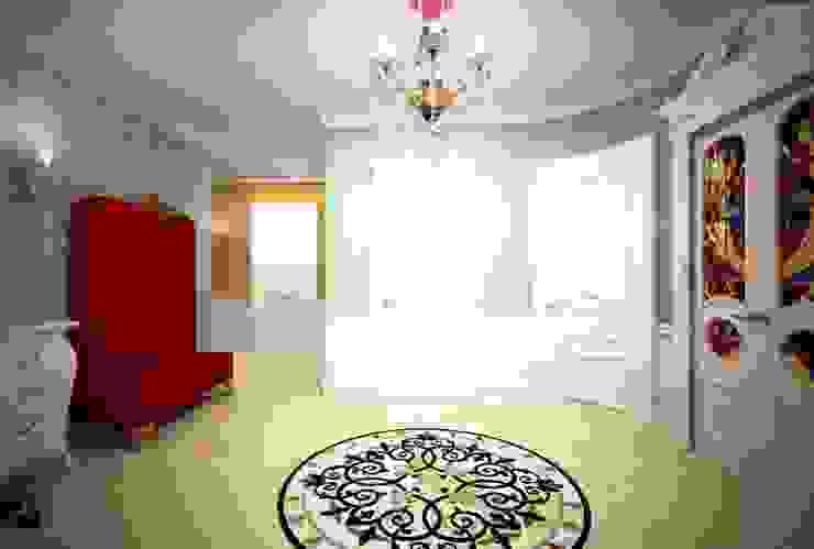 Дизайн интерьера холла в классическом стиле Коридор, прихожая и лестница в классическом стиле от Альбина Романова Классический