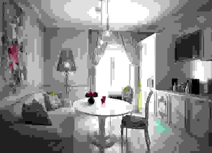 Дизайн интерьера кухни в классическом стиле Кухня в классическом стиле от Альбина Романова Классический