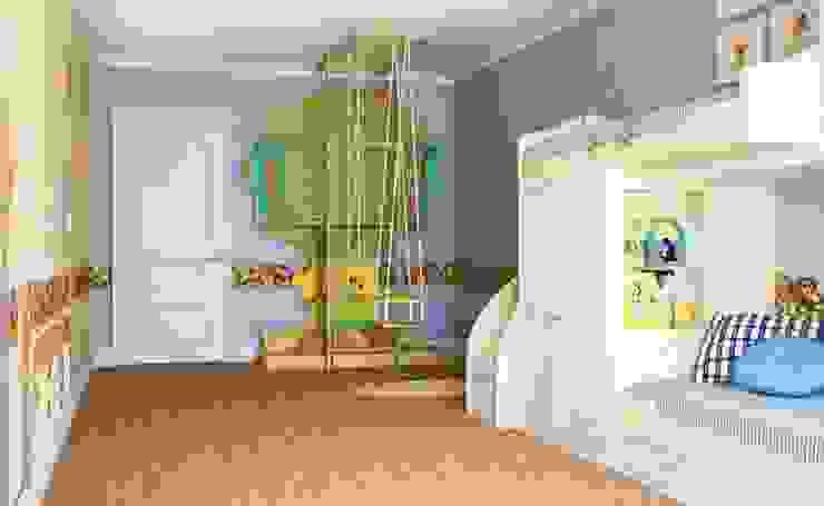 Дизайн интерьера детской в классическом стиле Детская комнатa в классическом стиле от Альбина Романова Классический