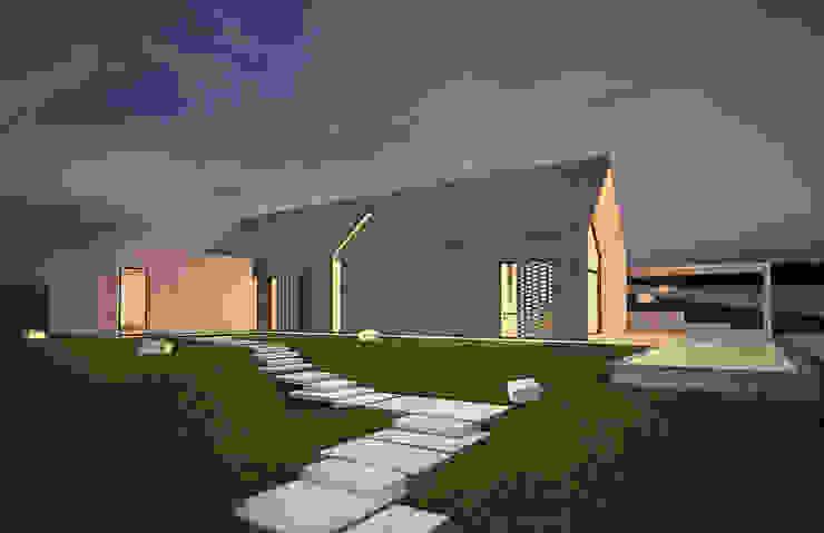 Skandinavische Häuser von PB/STUDIO Skandinavisch