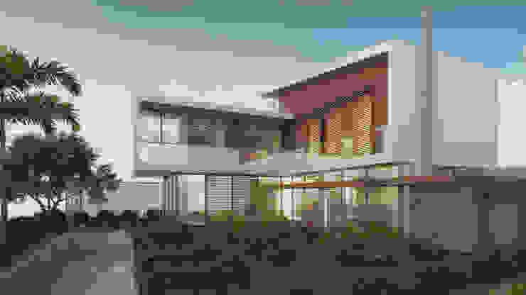 Casa LL Casas modernas por Mantovani e Rita Arquitetura Moderno