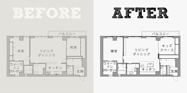 BEFORE/AFTER の 株式会社エキップ