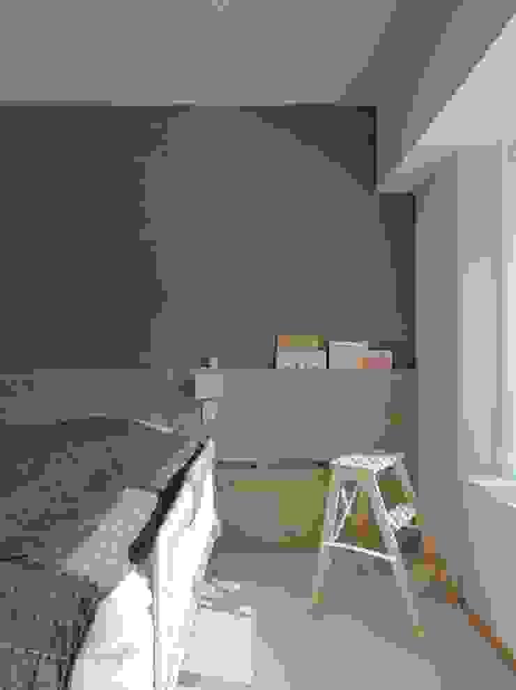 ステージのある家 すくすくリノベーション vol.4 オリジナルスタイルの 寝室 の 株式会社エキップ オリジナル