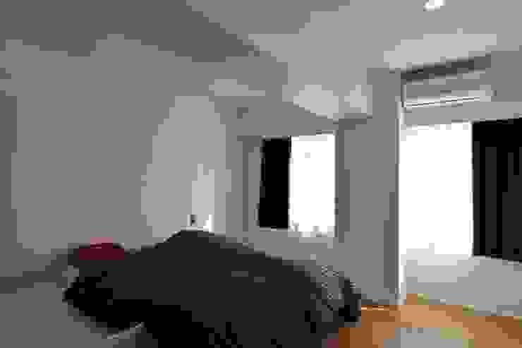 富ヶ谷の家(仮称) すくすくリノベーション vol.5 オリジナルスタイルの 寝室 の 株式会社エキップ オリジナル