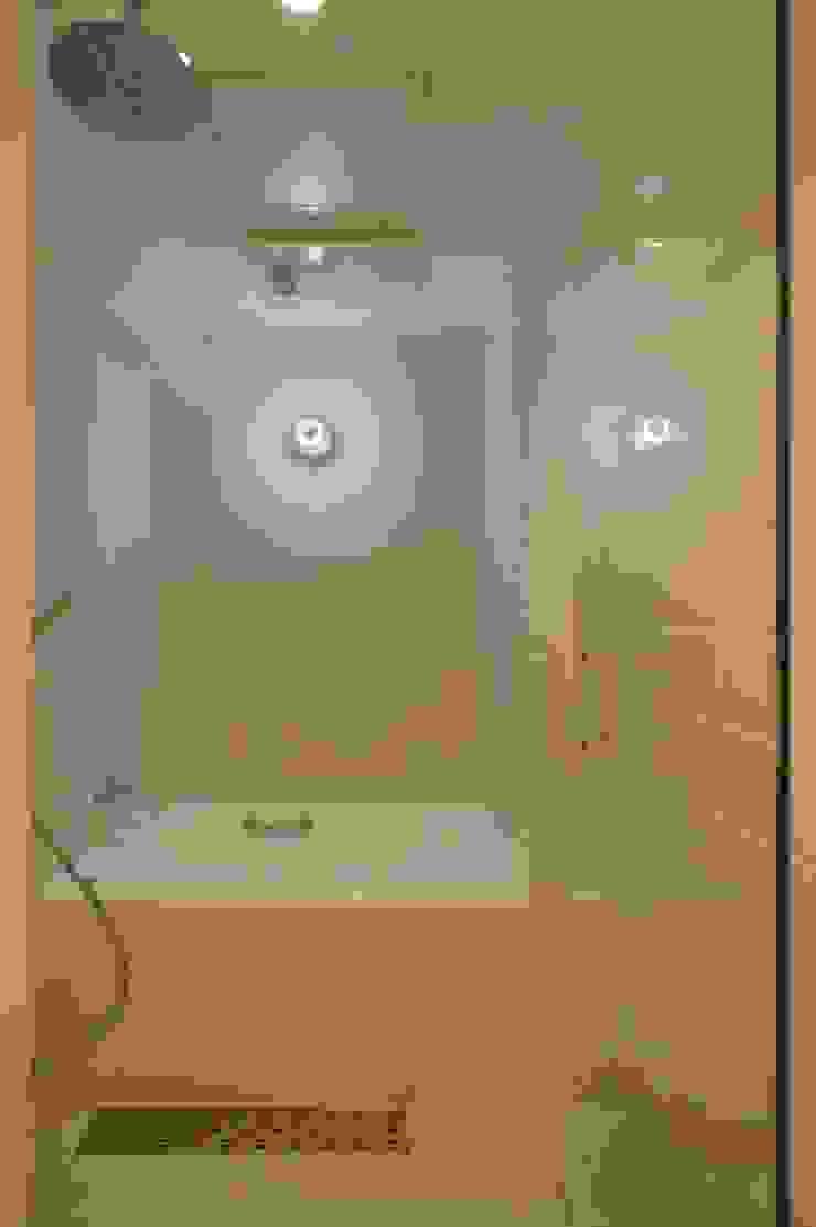 ステージのある家 すくすくリノベーション vol.4 オリジナルスタイルの お風呂 の 株式会社エキップ オリジナル