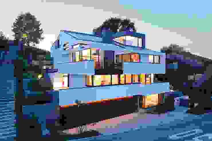 Huizen door di architekturbüro,