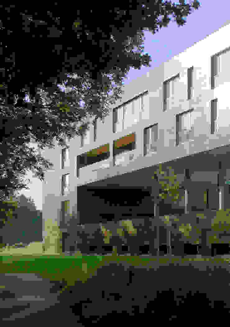 Alberati Architekten AG Будинки