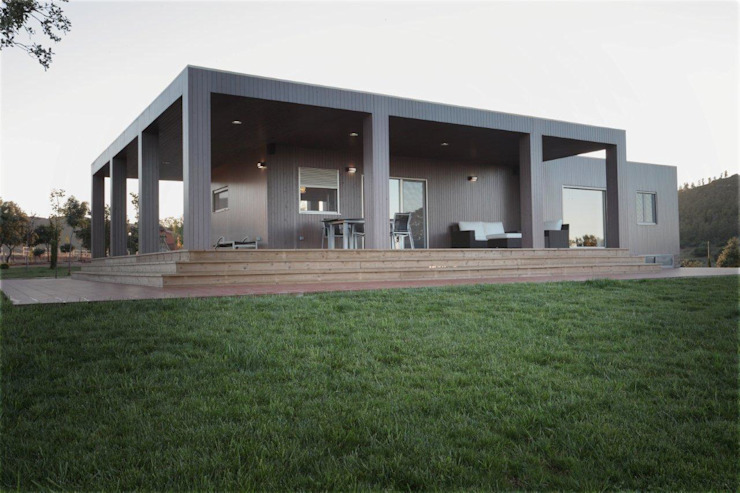 Casas modernas por Casas Natura Moderno
