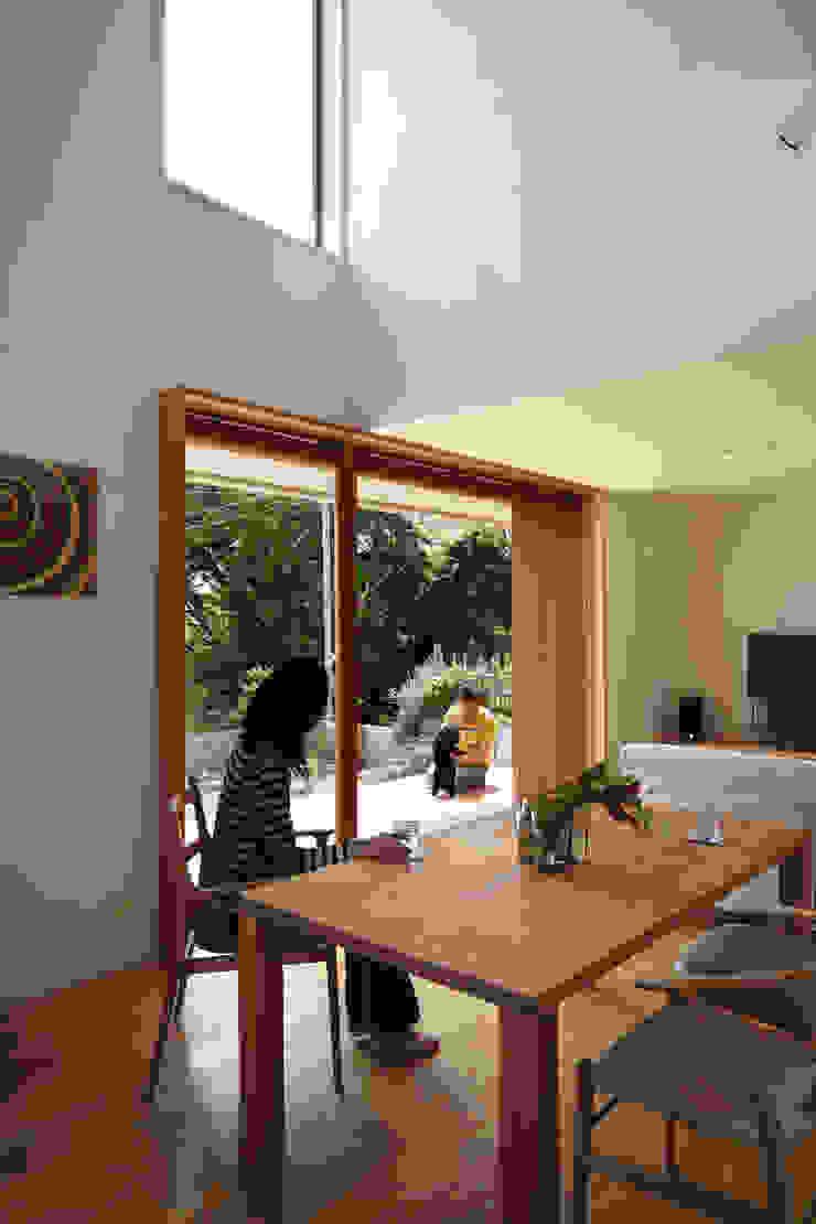 長浜信幸建築設計事務所 Scandinavian style dining room