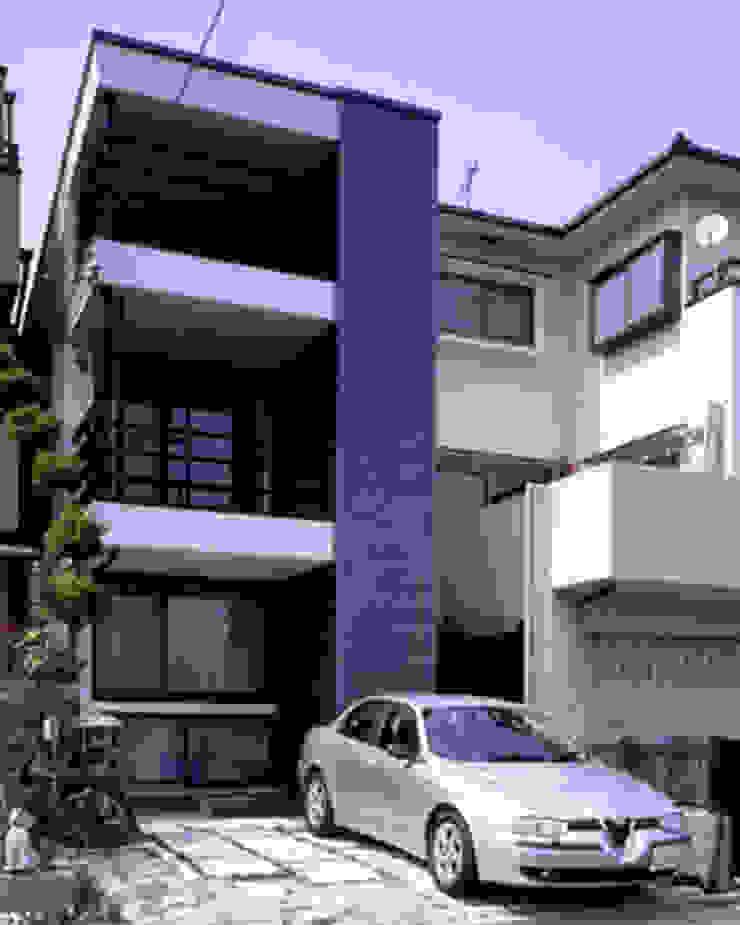緑井の家 モダンな 家 の 有限会社アルキプラス建築事務所 モダン