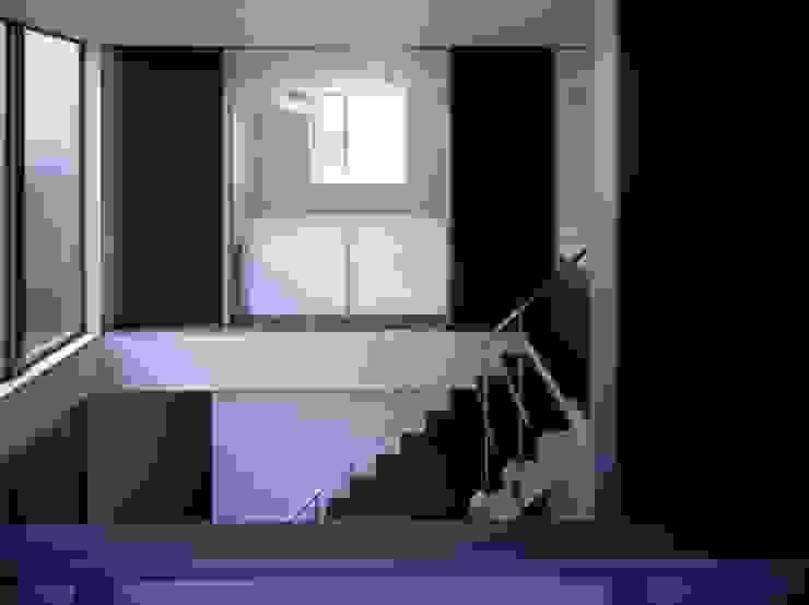 大塚の家~プラスワン!~ モダンスタイルの 玄関&廊下&階段 の 有限会社アルキプラス建築事務所 モダン