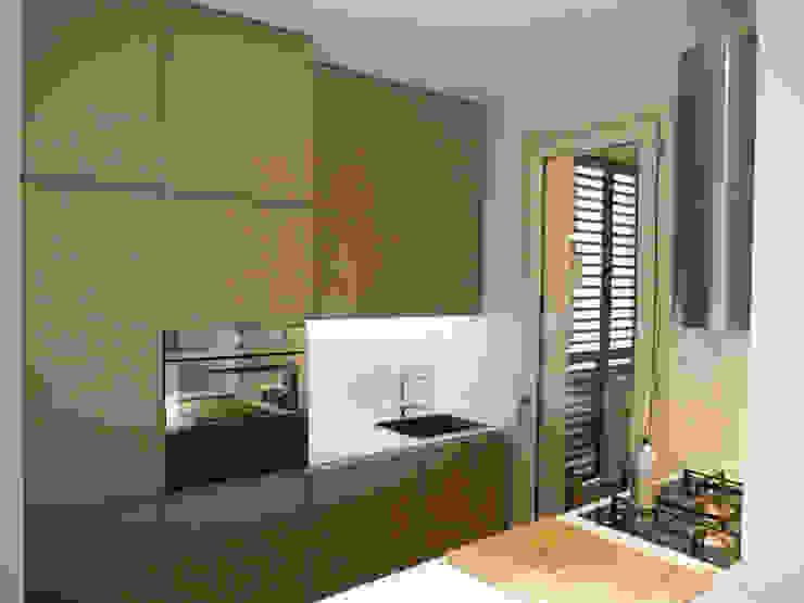 Cocinas de estilo minimalista de bdastudio Minimalista