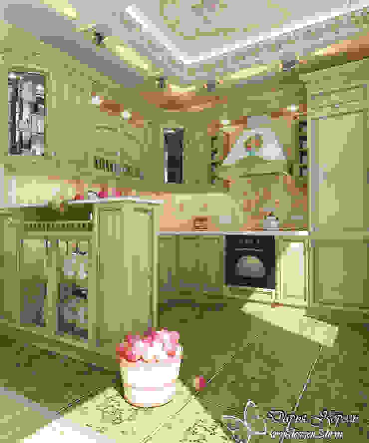 kitchen Кухня в стиле кантри от Your royal design Кантри