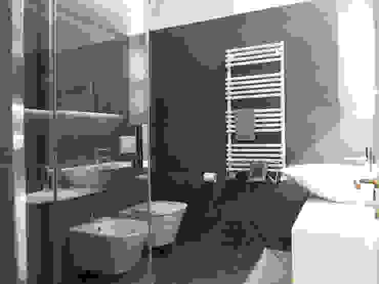 Baños de estilo minimalista de bdastudio Minimalista