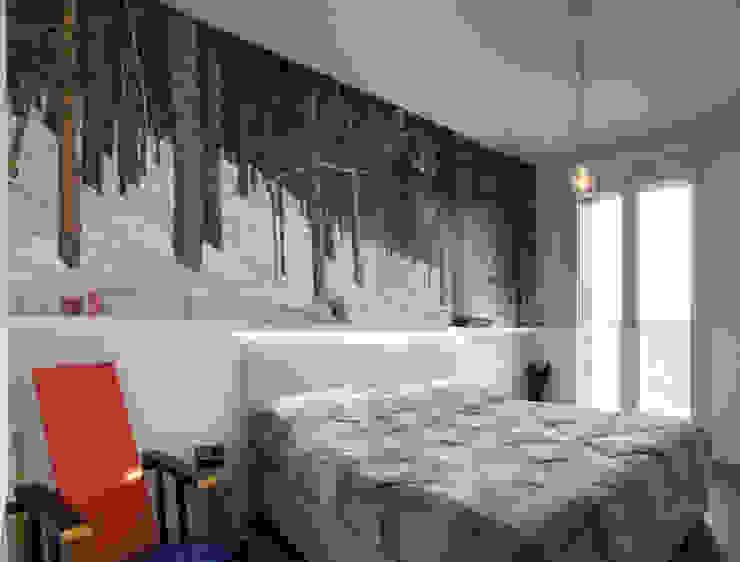 Appartamento a Segrate Camera da letto minimalista di bdastudio Minimalista