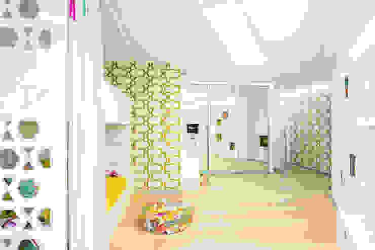 WHITE & WHITE ANNA SHEMURATOVA \ interior design Детская комнатa в стиле минимализм