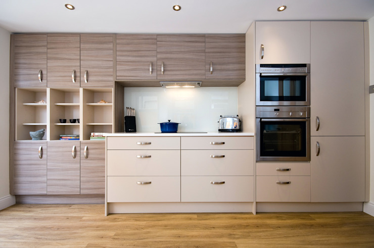 Refurbishment Project: modern  by Price Kitchens, Modern