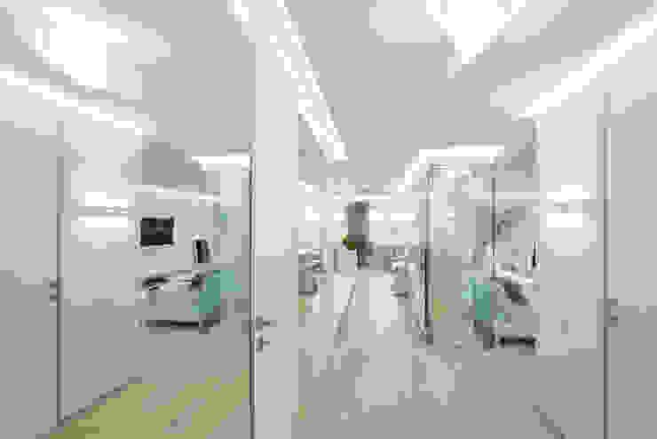 WHITE & WHITE ANNA SHEMURATOVA \ interior design Стены и полНастенный декор
