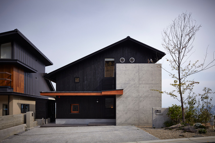 Scandinavian style houses by 1級建築士事務所 アトリエ フーガ Scandinavian