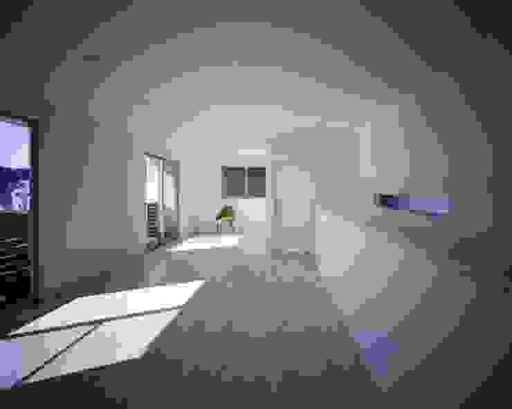 倉敷の家 モダンデザインの 多目的室 の 有限会社アルキプラス建築事務所 モダン