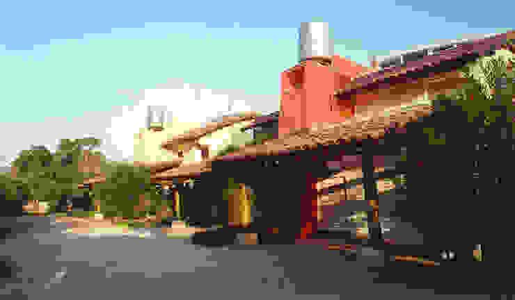 Barra do Una | condomínio Hotéis tropicais por ARQdonini Arquitetos Associados Tropical