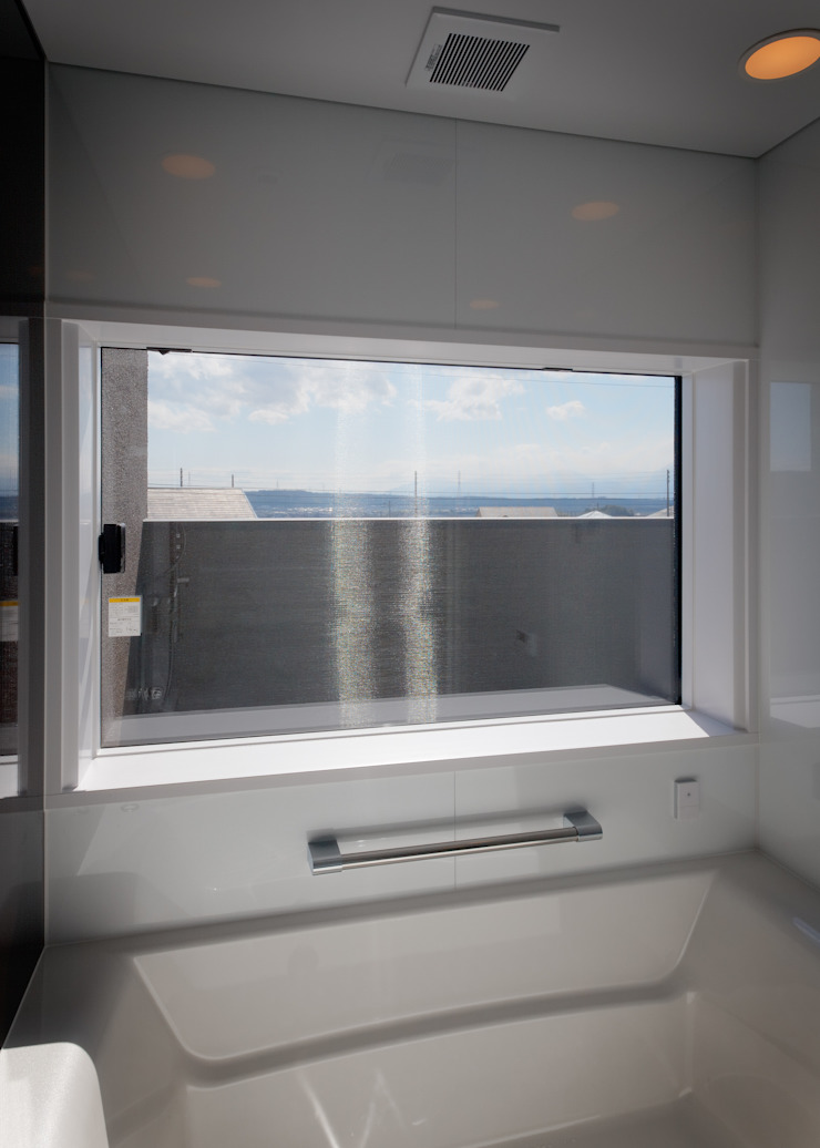 2F浴室 和風の お風呂 の KEN-空間設計 和風