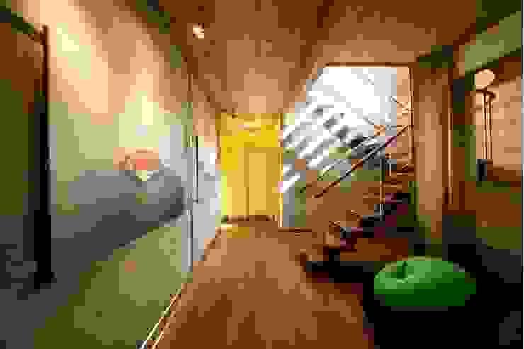 Escritórios modernos por alberico & giachetti architetti associati Moderno