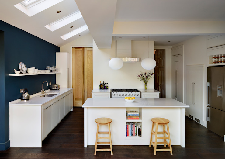 Linear kitchen by Harvey Jones Harvey Jones Kitchens Kitchen