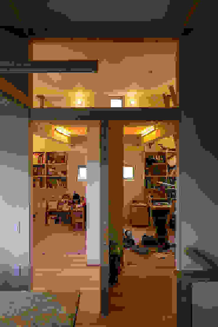 円山西町 木箱 オリジナルデザインの 子供部屋 の 有限会社 伊達計画所 オリジナル