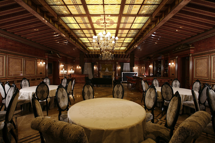 Банкетный зал Столовая комната в классическом стиле от Дизайн интерьера Проценко Андрея Классический