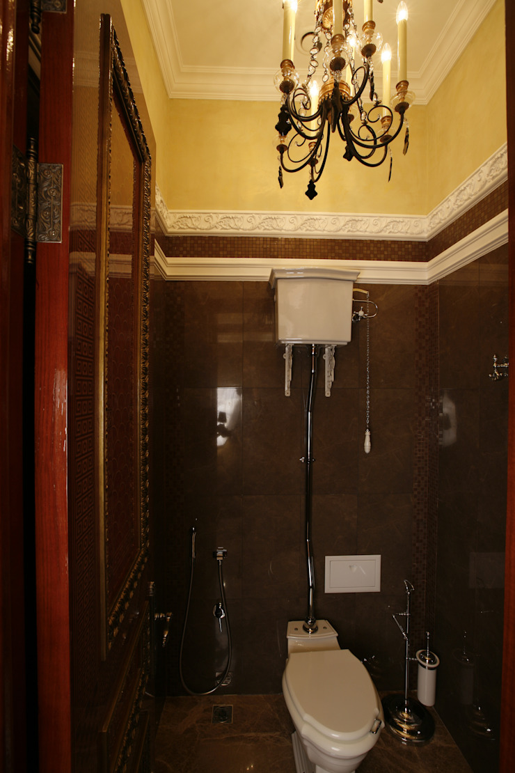 Банкетный зал Ванная в классическом стиле от Дизайн интерьера Проценко Андрея Классический