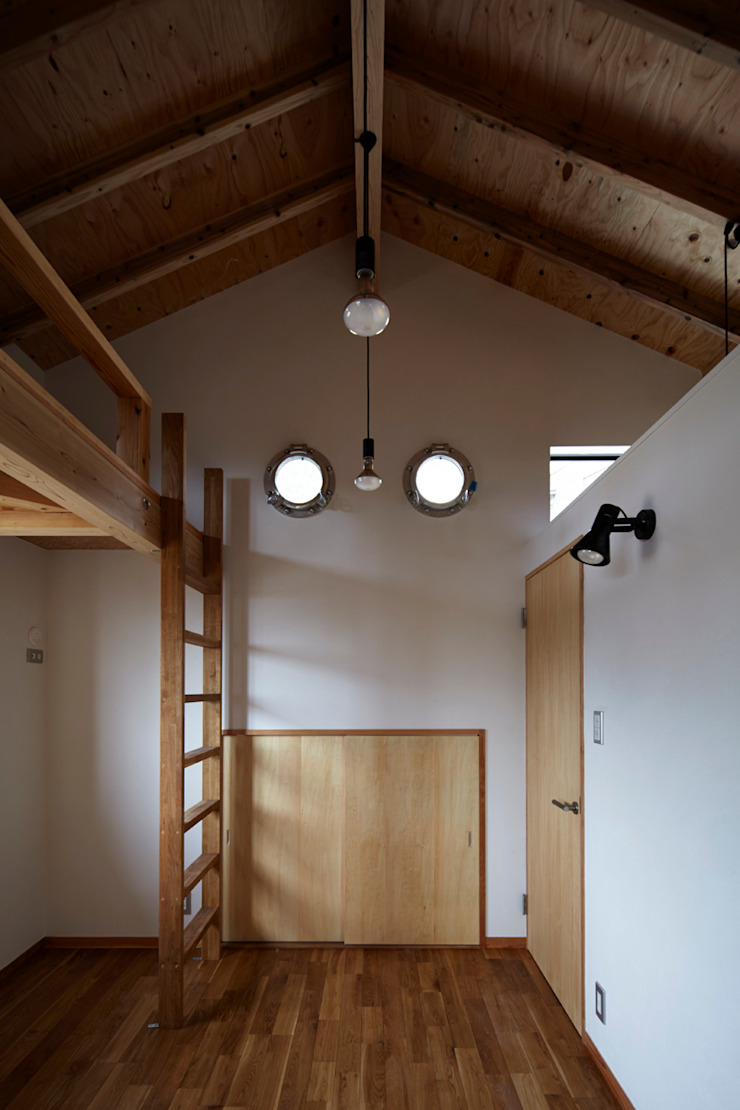 1級建築士事務所 アトリエ フーガ 嬰兒房/兒童房