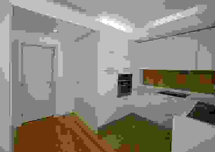 Casa em S. Salvador m2.senos Cozinhas clássicas