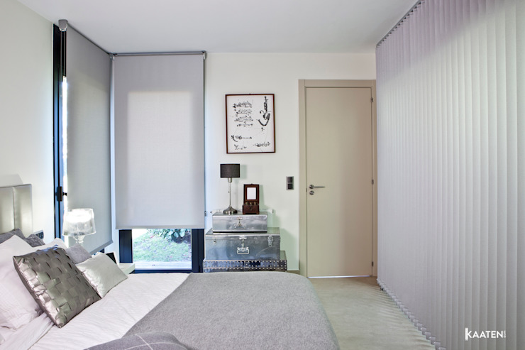 Classic style bedroom by Kaaten Classic