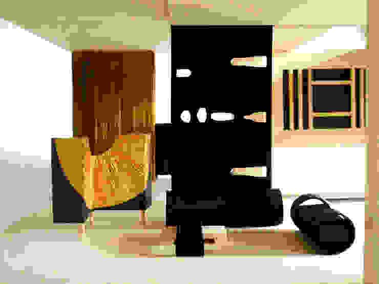 Interior space model - LE SALON JAPONAIS von muskat18 | homify