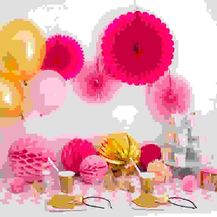 Kit anniversaire princesse Rock My Partie Chambre d'enfant moderne par ROCK MY PARTIE Moderne