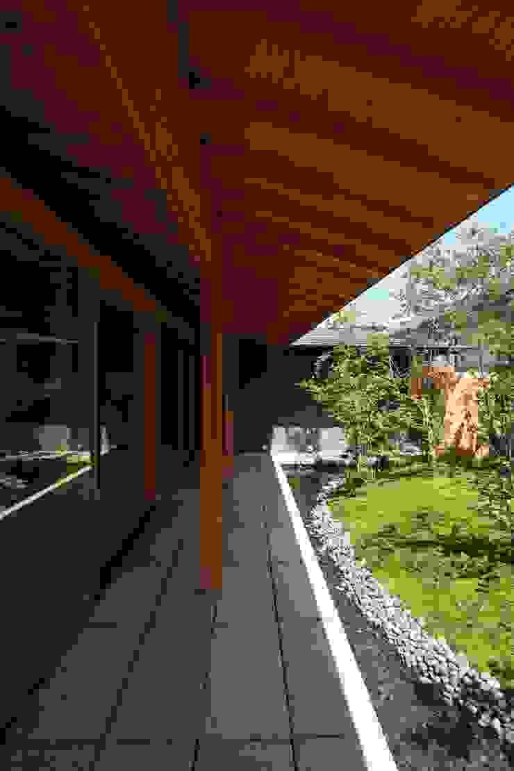 宝角建築アトリエ Asian style garden