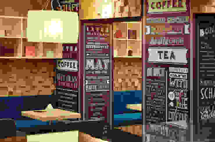 Couverture Chokolatier Cafe - ALLARSTDESIGN от ALLARTSDESIGN Эклектичный