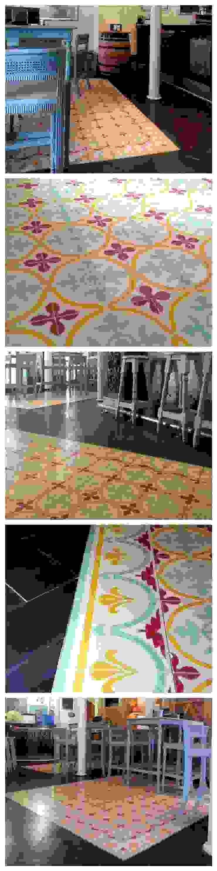 Suelos Hidráulicos Demosaica Classic style walls & floors