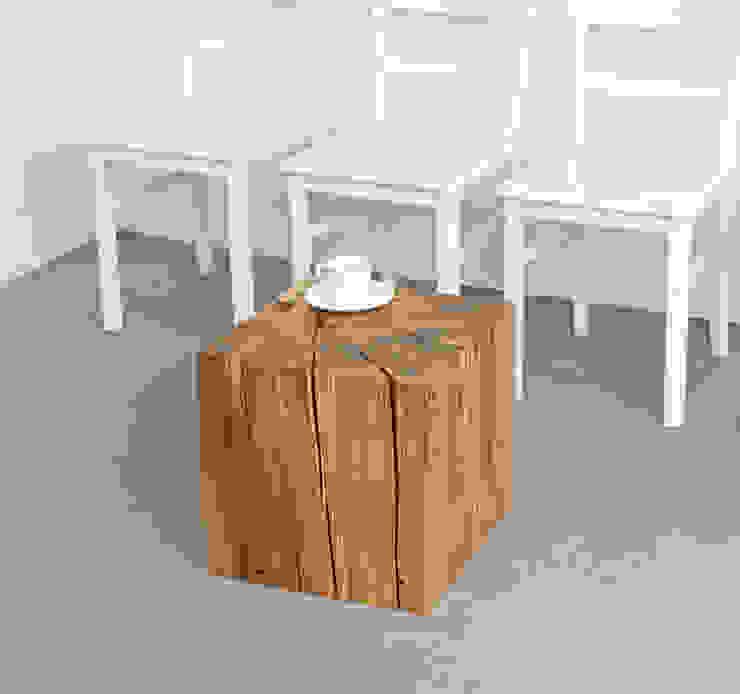 Salas/Recibidores de estilo  por Holzgeschichten