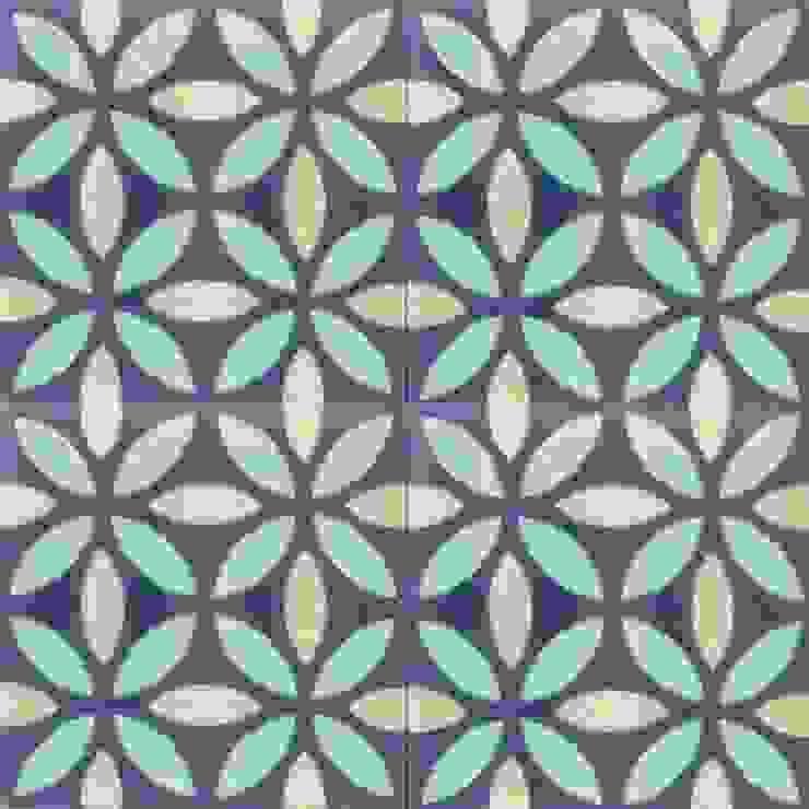 Maria Starling Paredes y suelos de estilo clásico de Suelos Hidráulicos Demosaica Clásico