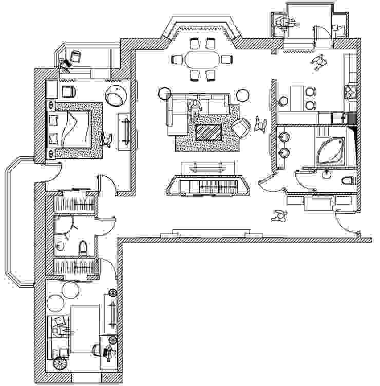 Квартира в Митино от Geometrium