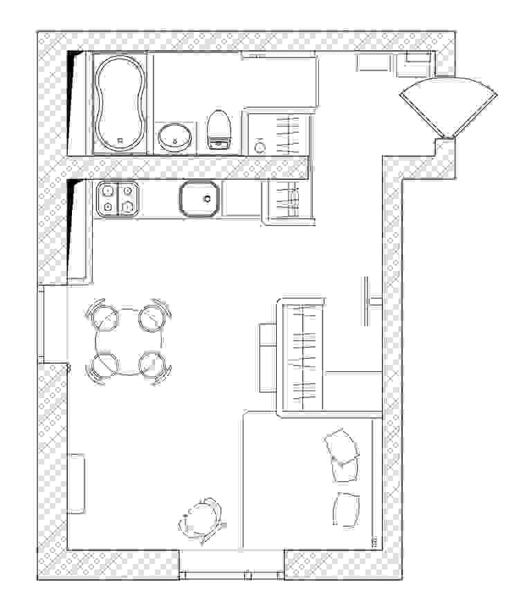 Квартира в ЖК «Ленсоветовский» от Geometrium