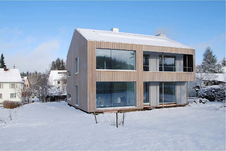 architektur plan b Modern houses