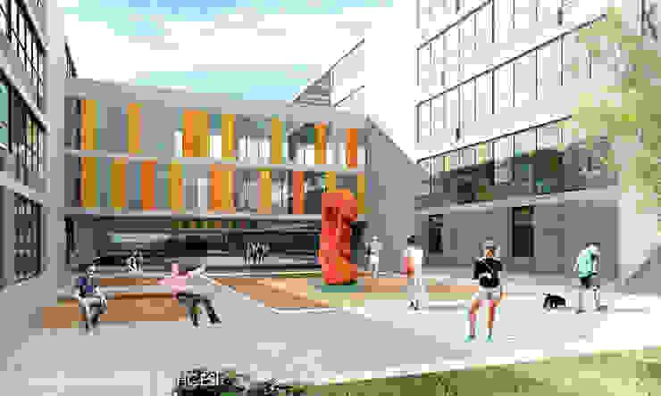 M.E.B. Malatya Fırıncı Eğitim Kampüsü Modern Okullar Lab::istanbul Modern